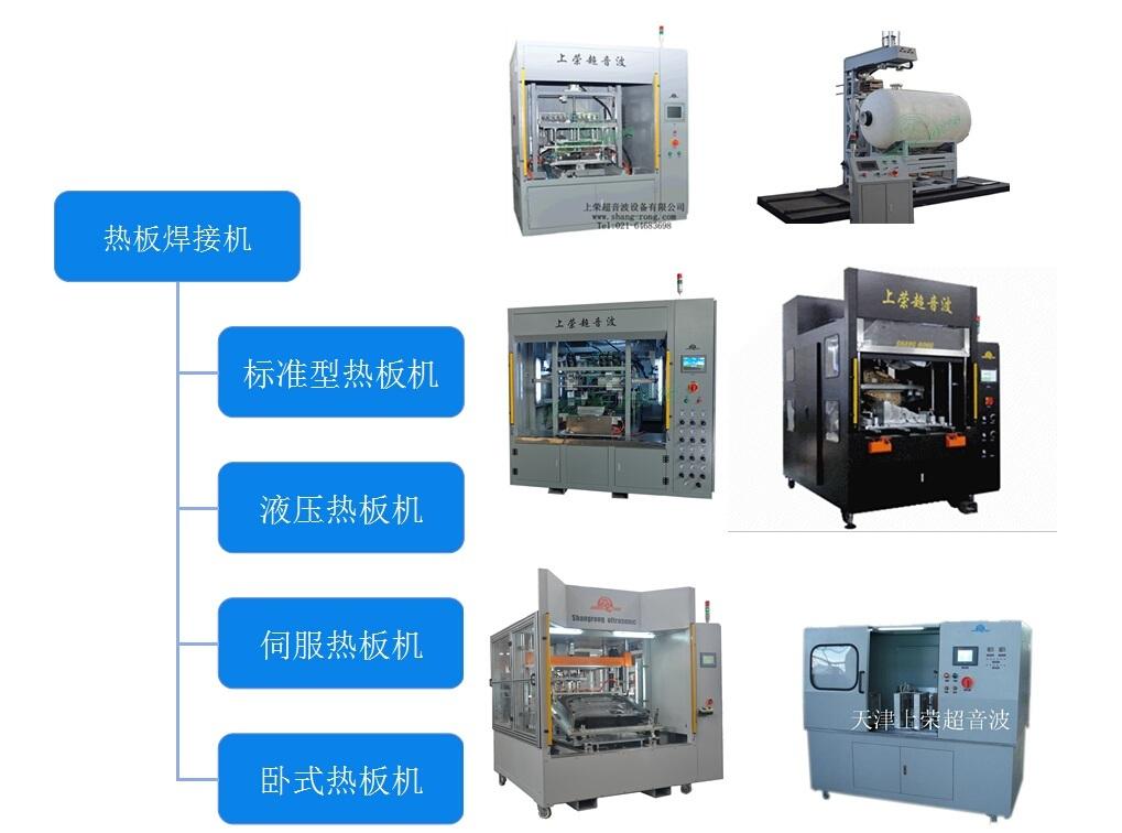 熱板塑料焊接機